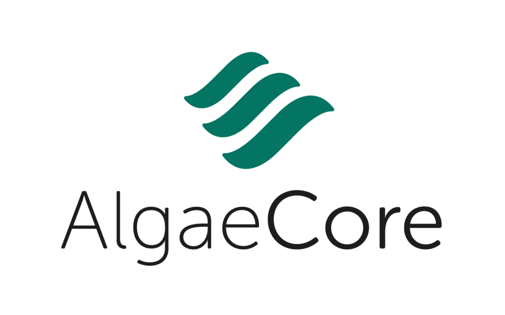 AlgaeCore Logo Design - Uri Berry אורי בארי