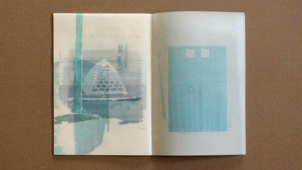 Doorways Photography Booklet - Uri Berry אורי בארי